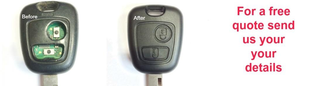 Key Fob Repair